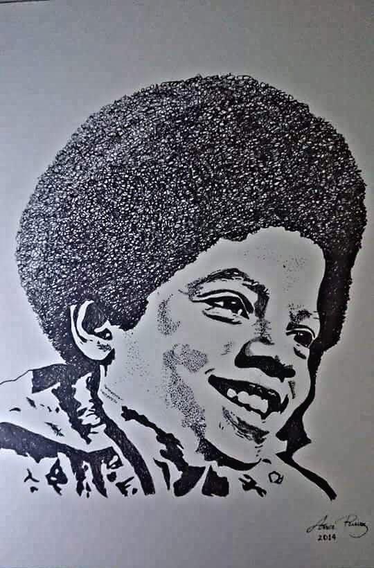 Michael Jackson by 12197711